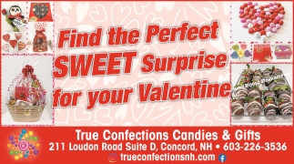 Find The Perfect Sweet Surprise For Your Valentine