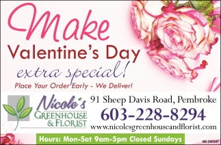 Make Valentine's Day Extra Special