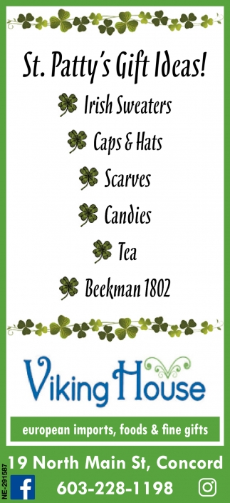 St. Patty's Gift Ideas!