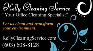 Your Office Cleaning Specialist
