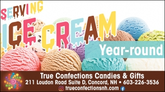 Serving Ice Cream Year-round