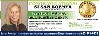Trusted, Patient And Market Savvy