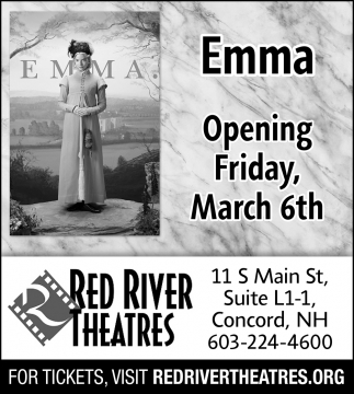 Emma - Opening Friday, March 6th