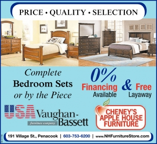 Complete Bedroom Sets Or By The Piece