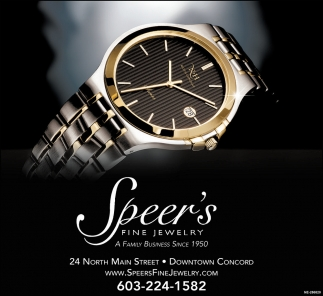 Find Your Next Watch at Speer's Fine Jewelry