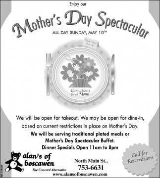 Mother's Day Spectacular