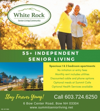 55+ Independent Senior Living