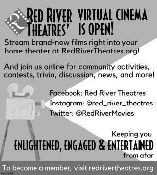 Virtual Cinema Is Open!