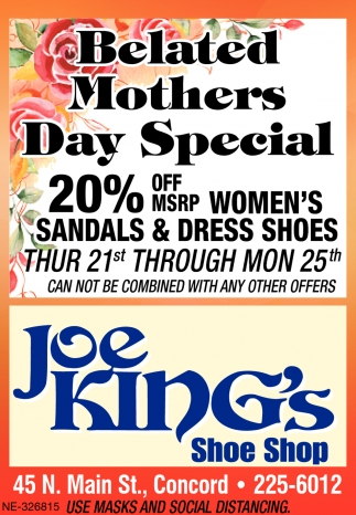 Mother's Blated Mothers Day Special