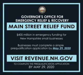 Main Street Relief Fund