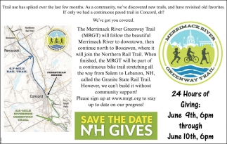 Save The Date NH Gives