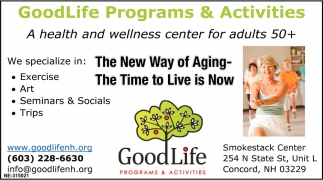 The New Way Of Aging