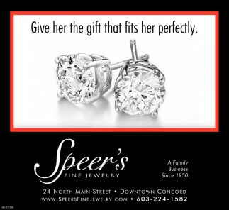 Give Her That Gift That Fits Her Perfectly.