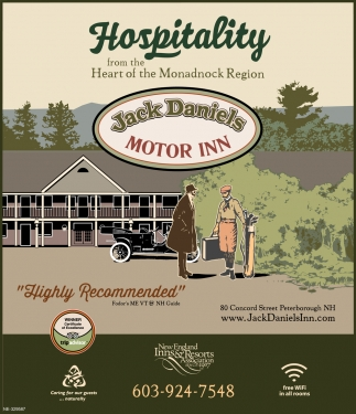 Hospitality From Heart Of The Monadnock Region