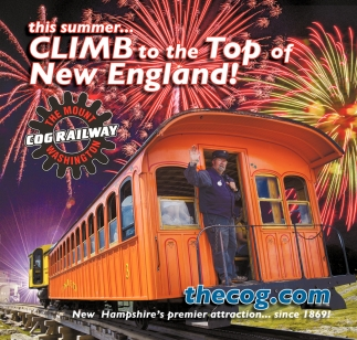 This Summer... Climb To The Top Of New England!