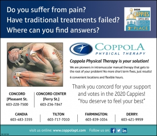Do You Suffer From Pain?