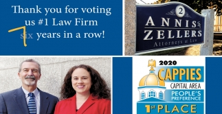 Thank You For Voting Us #1 Law Firm
