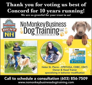 Thank You For Voting Us Best Of Concord For 10 Years Running!