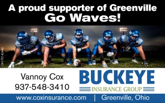 A proud supporter of Greenville Go Waves!