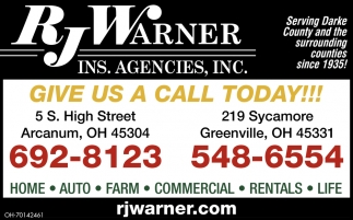 Give Us A Call Today!