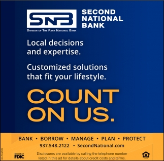 Local decisions and expertise. Customized solutions that fit your lifestyle