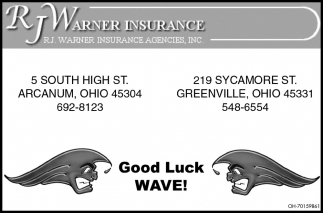 Good Luck Wave!