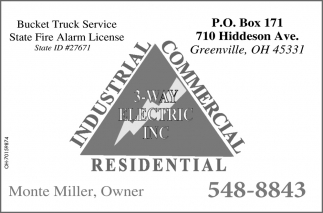 Industrial - Commercial - Residential