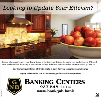 Looking to Update Your Kitchen?