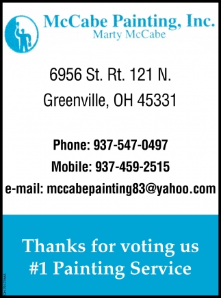 Thanks for voting us #1 Painting Service