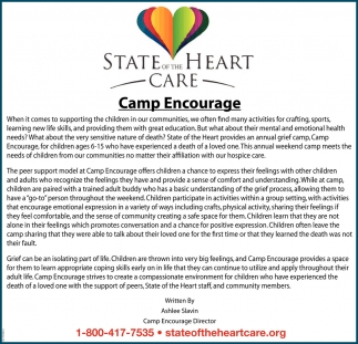 Camp Encourage