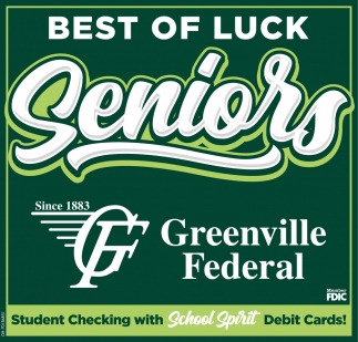Best of Luck Seniors
