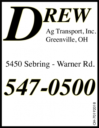 Drew Ag Transport