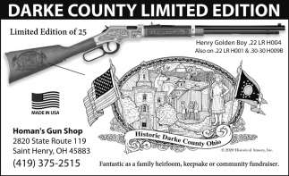 Darke County Limited Edition