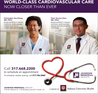 World-Class Cardiovascular Care Now Closer Than Ever