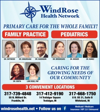 Primary Care For The Whole Family!