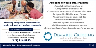 Providing Exceptional, Licensed Senior Care