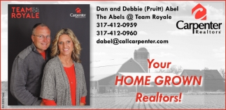 Your Home Grown Realtors!