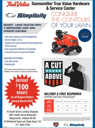 Conquer The Contours Of Your Lawn