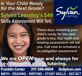 Is Your Child Ready For The Next Grade?