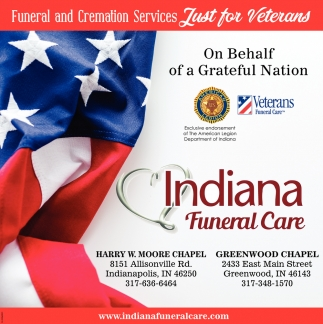 Funeral And Cremation Services Just For Veterans