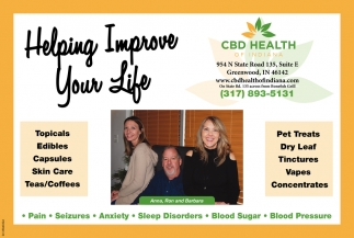Helping Improve Your Life