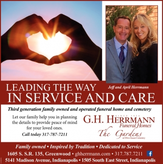Leading The Way In Service And Care