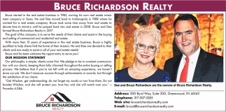 Bruce Richardson Realty