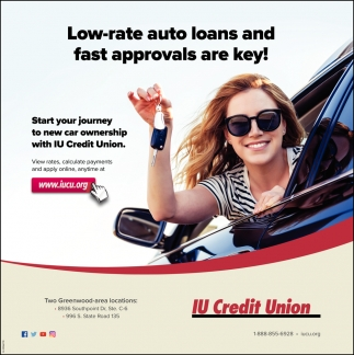 Low-Rate Auto Loans And Fast Approvals Are Key!