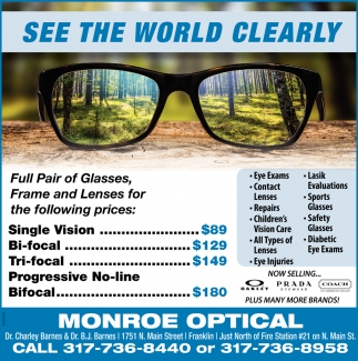 See The World Clearly