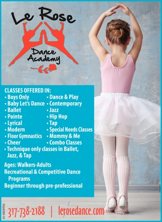 Recreational & Competitive Dance Programs