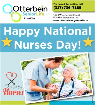 Happy National Nurses Day!