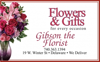 Flowers & Gifts for every occasion