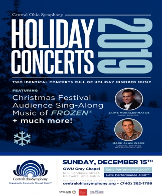 Holiday Concerts 2019