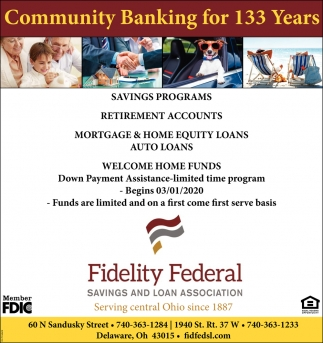 Community Banking for 133 Years